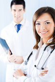 Medical at office — Stock Photo