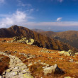 Tatra Mountains Slovak - Stock Photo