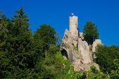 Castle Frydstejn — Stock Photo