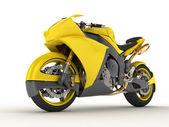Concept Motorbike — Stock Photo
