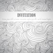 Stock Vector: Invitation