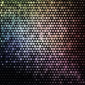 Rainbow Banner — Stock Vector
