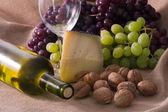 Wine harvest — Stock Photo
