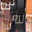Leather belts — Stock Photo #6952464