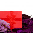 Christmas and holiday gifts — Stock Photo
