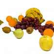 fruit isolated — Stock Photo