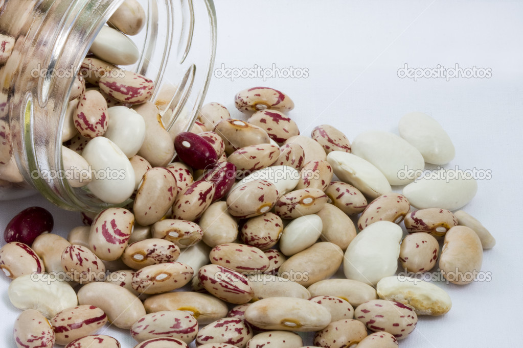 Detail of the beans  — Stock Photo #7117005