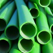 Royalty-Free Stock Photo: Tubes in the plastic industry