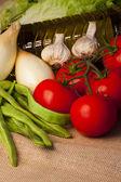 Mediterraen diet — Stock Photo