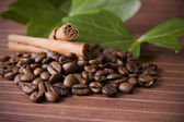 Coffee, food and beverage — Stock Photo