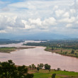 Stock Photo: Mekong River view