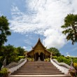 Stock Photo: Wat PhrThat PhNgao ,Lannstyle temple