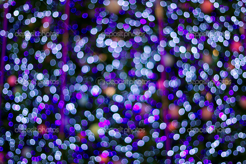 Abstract christmas light — Stock Photo #7641176