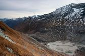The glaciers — Stockfoto