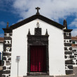 The typical small church named imporio in Azores — Stock Photo #7914116