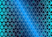 Glass triangles background — Vecteur