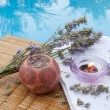 Spa still life — Stock fotografie