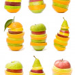 Mixed fruits — Stock Photo #7120634
