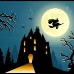 Halloween background — Stock Vector #7020422