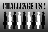 Business Challenge — Stock Vector