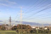Elektrik direkleri — Stok fotoğraf