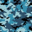 Stock Vector: Camouflage pattern