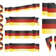 Alemania — Stock Vector