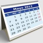 May 2012 — Stock Photo