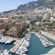 Monaco Harbor — Stock Photo