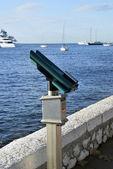 Touristic binocular — Stock Photo