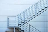 安全楼梯 — 图库照片