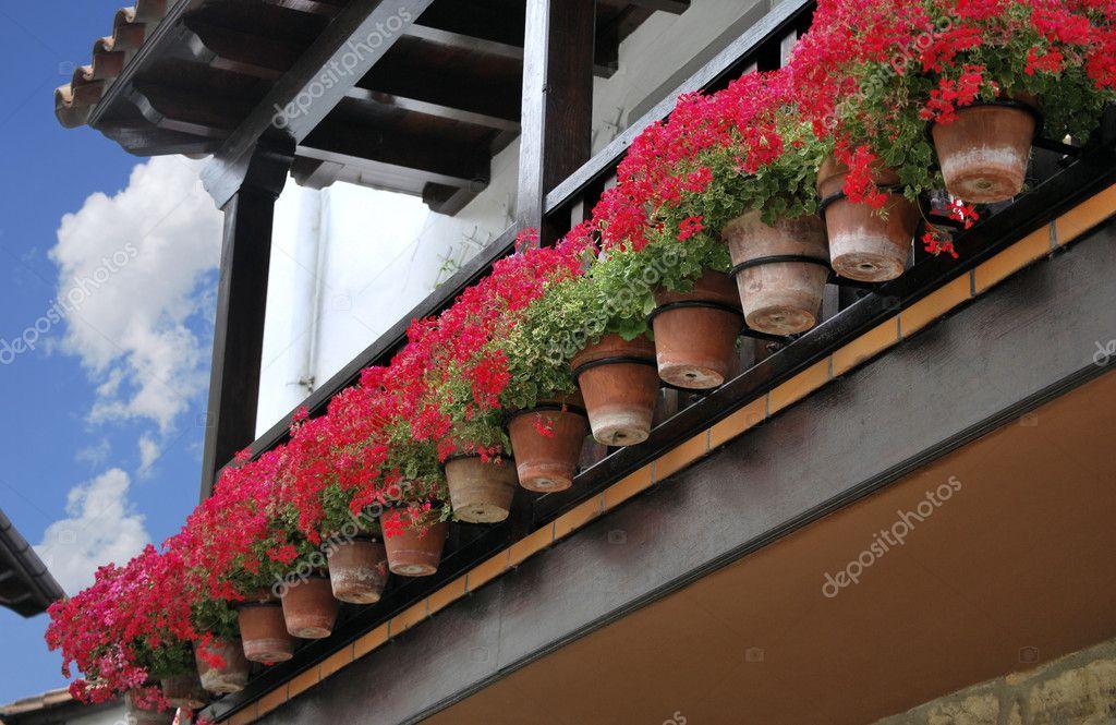 Idea for a balcony.