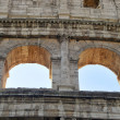 Colosseum arches — Stock Photo