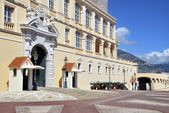 Monaco Prince Palace — Stock Photo