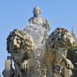 Detail of Cibeles — Stock Photo