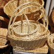 Wicked baskets — Stock Photo