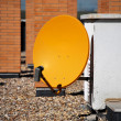 Parabolic antenna — Stock Photo #7348707