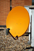 Parabolic antenna2 — Stock Photo