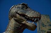 大恐龙 — 图库照片