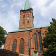Stock Photo: Protestant church