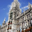 Marienplatz in Munich — Stock Photo