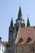 Church in Ansbach — Stock Photo