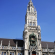 Marienplatz in Munich — Stock Photo #7795221