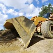 Crawler excavator — Stock Photo #7895731