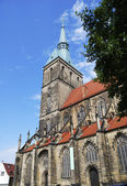 St. Andreas church — Foto Stock