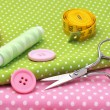 Sewing Items — Stock Photo #7335643