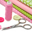 Sewing Items — Stock Photo #7335661