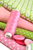 Sewing Items — Stock Photo