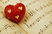 Romantic Music — Foto de Stock