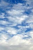 Krásné mraky — Stock fotografie